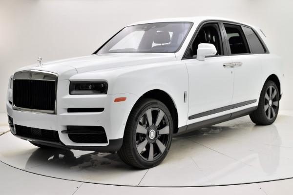 New 2021 Rolls-Royce Cullinan for sale Sold at F.C. Kerbeck Rolls-Royce in Palmyra NJ 08065 2