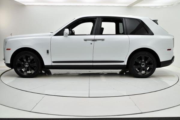 New 2021 Rolls-Royce Cullinan for sale Sold at F.C. Kerbeck Rolls-Royce in Palmyra NJ 08065 3