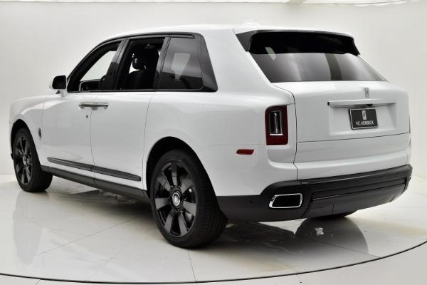 New 2021 Rolls-Royce Cullinan for sale Sold at F.C. Kerbeck Rolls-Royce in Palmyra NJ 08065 4