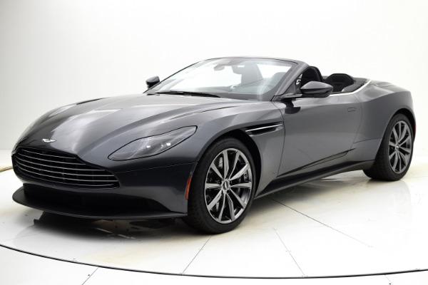 New New 2021 Aston Martin DB11 V8 Volante for sale $239,586 at F.C. Kerbeck Rolls-Royce in Palmyra NJ
