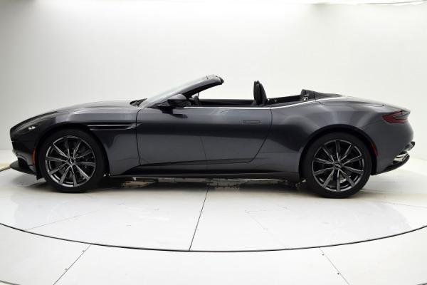 New 2021 Aston Martin DB11 V8 Volante for sale $239,586 at F.C. Kerbeck Rolls-Royce in Palmyra NJ 08065 3