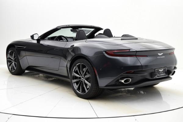 New 2021 Aston Martin DB11 V8 Volante for sale $239,586 at F.C. Kerbeck Rolls-Royce in Palmyra NJ 08065 4
