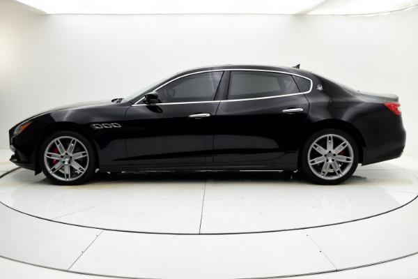 Used 2018 Maserati Quattroporte S Q4 for sale $65,880 at F.C. Kerbeck Rolls-Royce in Palmyra NJ 08065 3