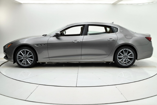 New 2021 Maserati Quattroporte SQ4 GranLusso for sale Sold at F.C. Kerbeck Rolls-Royce in Palmyra NJ 08065 3