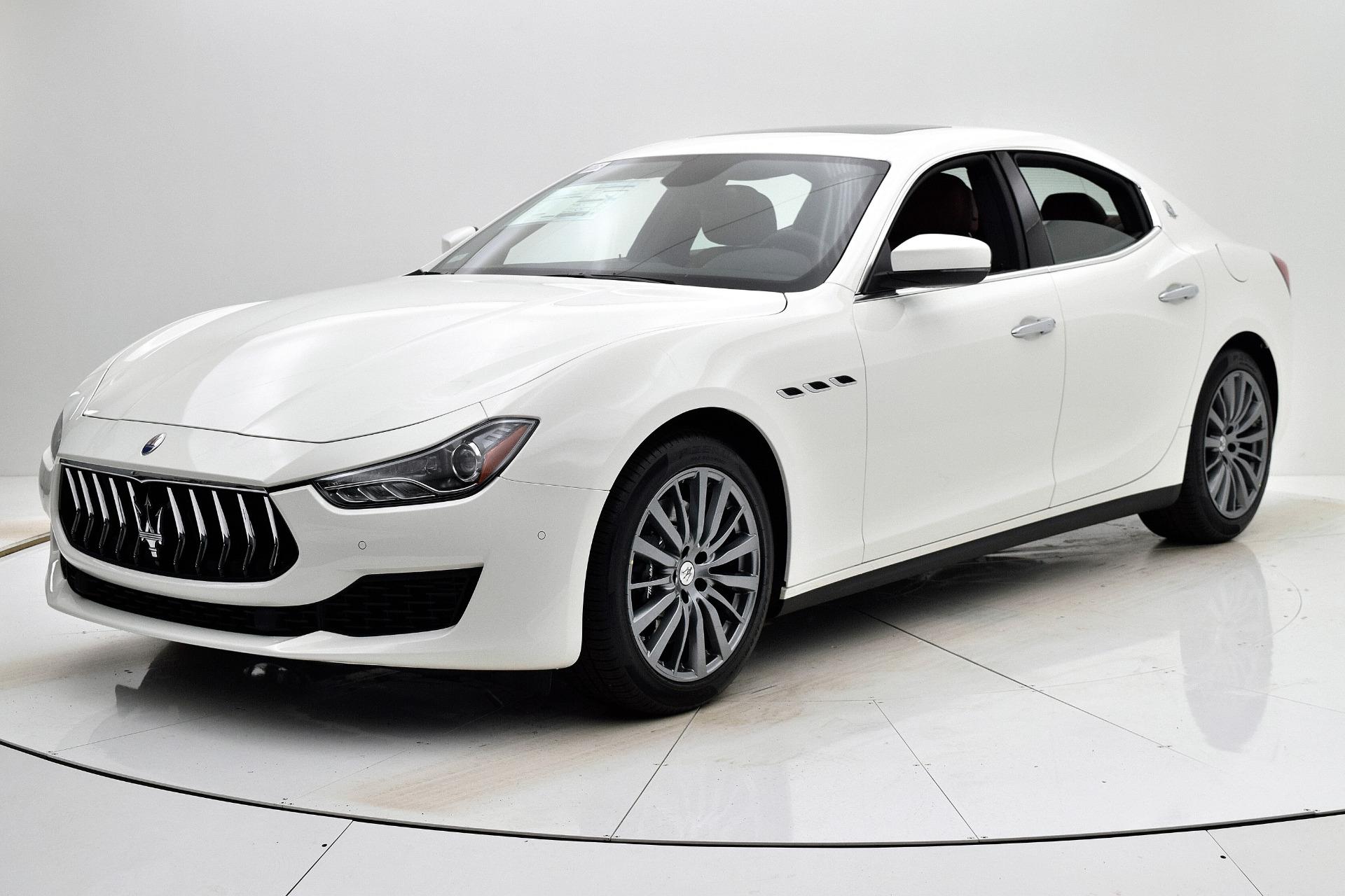 New 2021 Maserati Ghibli S Q4 for sale Sold at F.C. Kerbeck Rolls-Royce in Palmyra NJ 08065 2