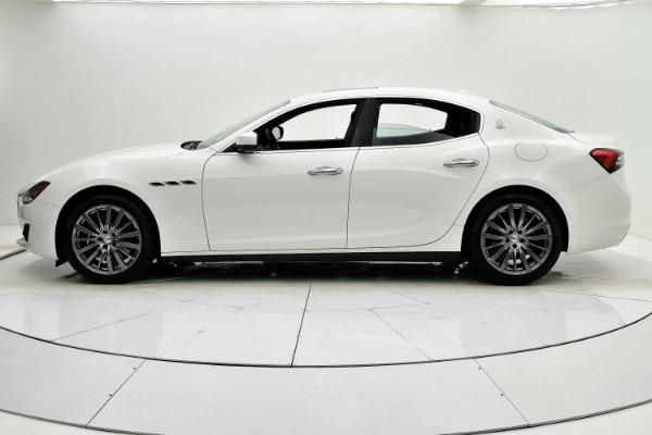 New 2021 Maserati Ghibli S Q4 for sale Sold at F.C. Kerbeck Rolls-Royce in Palmyra NJ 08065 3