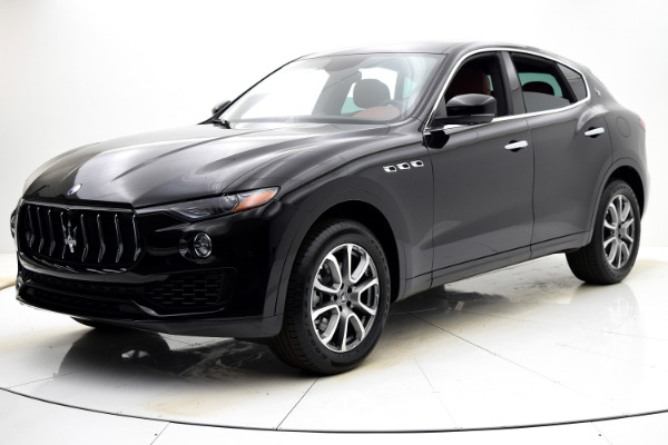New New 2021 Maserati Levante for sale $80,385 at F.C. Kerbeck Rolls-Royce in Palmyra NJ