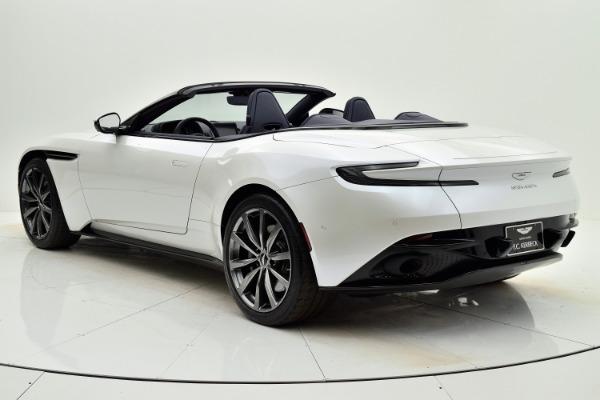 Used 2019 Aston Martin DB11 Volante for sale $189,880 at F.C. Kerbeck Rolls-Royce in Palmyra NJ 08065 4