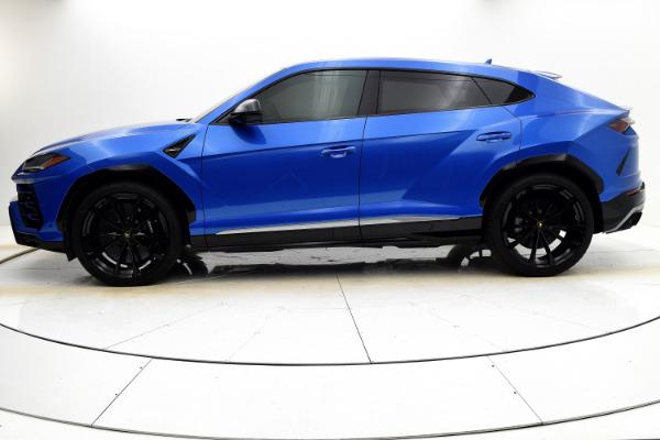 Used 2020 Lamborghini Urus for sale $264,880 at F.C. Kerbeck Rolls-Royce in Palmyra NJ 08065 3