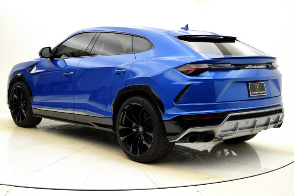 Used 2020 Lamborghini Urus for sale $264,880 at F.C. Kerbeck Rolls-Royce in Palmyra NJ 08065 4