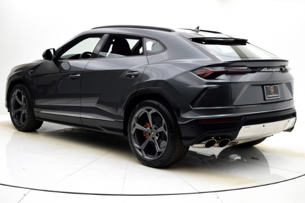 Used 2020 Lamborghini Urus for sale $259,880 at F.C. Kerbeck Rolls-Royce in Palmyra NJ 08065 4
