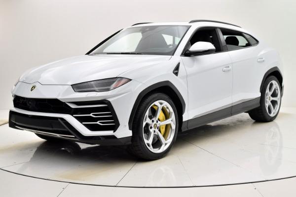 Used Used 2020 Lamborghini Urus for sale $259,880 at F.C. Kerbeck Rolls-Royce in Palmyra NJ