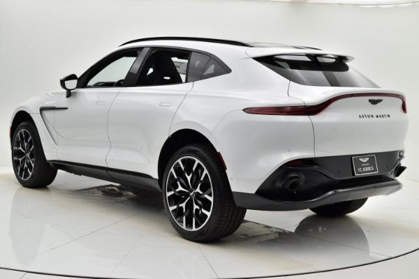 New 2021 Aston Martin DBX for sale $195,186 at F.C. Kerbeck Rolls-Royce in Palmyra NJ 08065 4