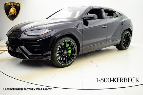 New New 2021 Lamborghini Urus for sale Call for price at F.C. Kerbeck Rolls-Royce in Palmyra NJ