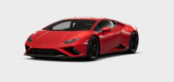 New New 2021 Lamborghini Huracan EVO RWD Coupe for sale $242,754 at F.C. Kerbeck Rolls-Royce in Palmyra NJ