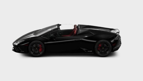 New 2021 Lamborghini Huracan EVO RWD Spyder for sale $263,111 at F.C. Kerbeck Rolls-Royce in Palmyra NJ 08065 3