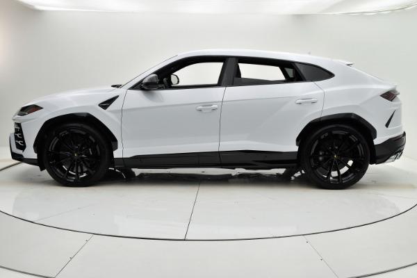 New 2021 Lamborghini Urus for sale Sold at F.C. Kerbeck Rolls-Royce in Palmyra NJ 08065 3