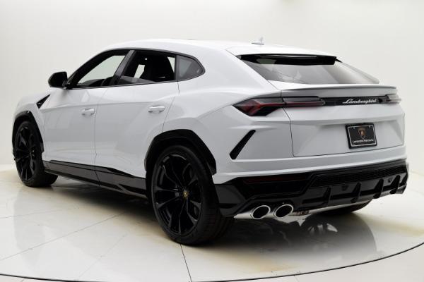 New 2021 Lamborghini Urus for sale Sold at F.C. Kerbeck Rolls-Royce in Palmyra NJ 08065 4