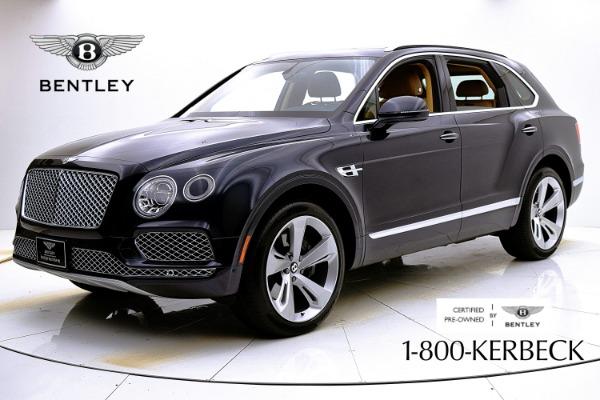 Used 2019 Bentley Bentayga V8 for sale $169,880 at F.C. Kerbeck Rolls-Royce in Palmyra NJ 08065 2