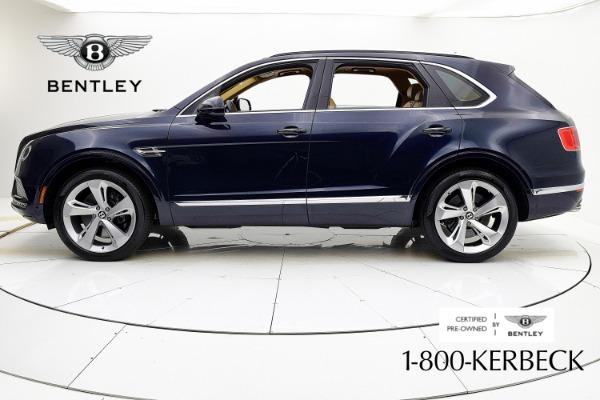 Used 2019 Bentley Bentayga V8 for sale $169,880 at F.C. Kerbeck Rolls-Royce in Palmyra NJ 08065 3