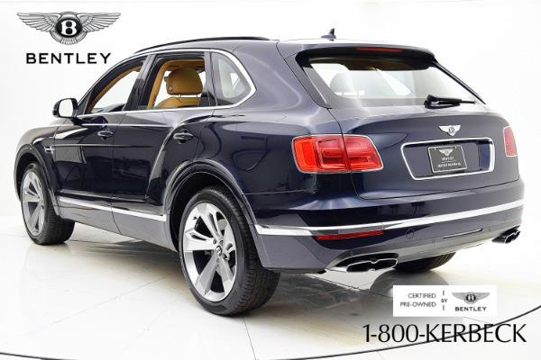 Used 2019 Bentley Bentayga V8 for sale $169,880 at F.C. Kerbeck Rolls-Royce in Palmyra NJ 08065 4