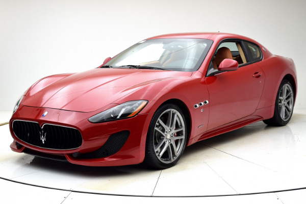 Used 2016 Maserati GranTurismo Sport for sale Sold at F.C. Kerbeck Rolls-Royce in Palmyra NJ 08065 2