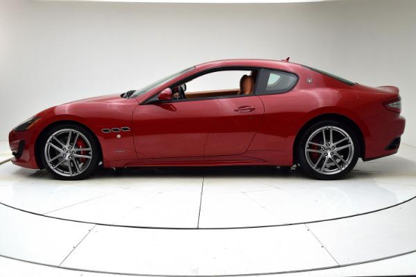 Used 2016 Maserati GranTurismo Sport for sale Sold at F.C. Kerbeck Rolls-Royce in Palmyra NJ 08065 3