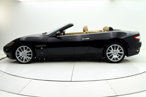 Used 2011 Maserati GranTurismo Convertible for sale $57,880 at F.C. Kerbeck Rolls-Royce in Palmyra NJ 08065 3