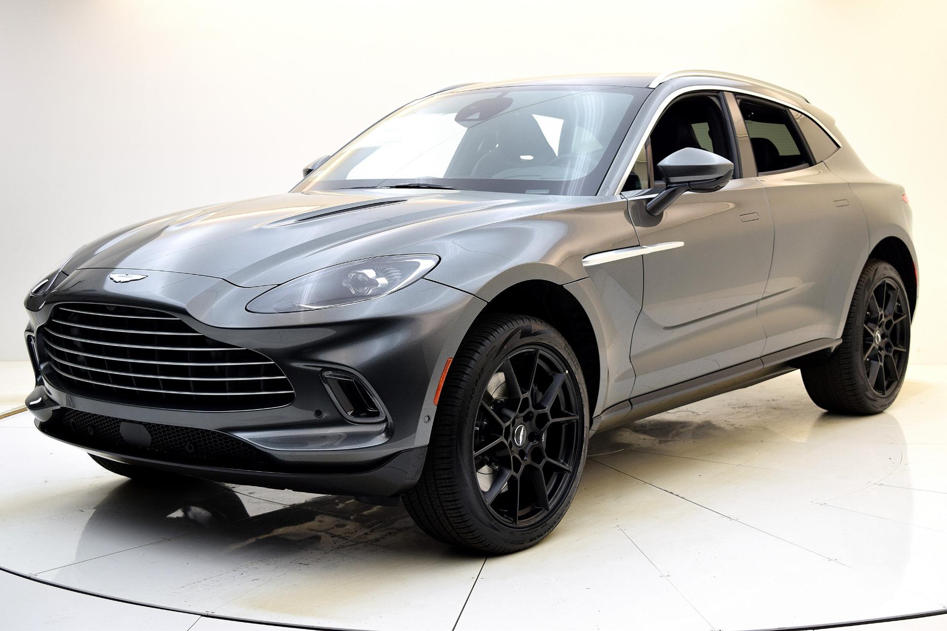 New 2021 Aston Martin DBX for sale $187,186 at F.C. Kerbeck Rolls-Royce in Palmyra NJ 08065 2