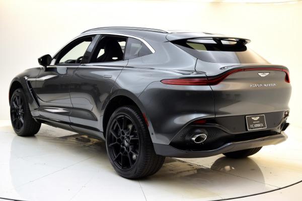New 2021 Aston Martin DBX for sale $187,186 at F.C. Kerbeck Rolls-Royce in Palmyra NJ 08065 4