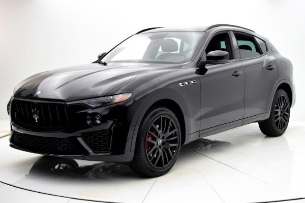 New 2021 Maserati Levante for sale $84,375 at F.C. Kerbeck Rolls-Royce in Palmyra NJ 08065 2
