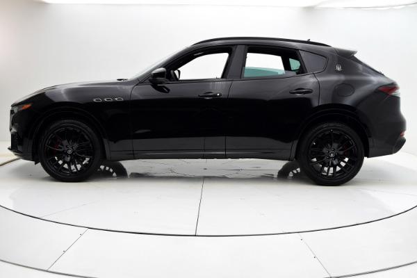 New 2021 Maserati Levante for sale $84,375 at F.C. Kerbeck Rolls-Royce in Palmyra NJ 08065 3