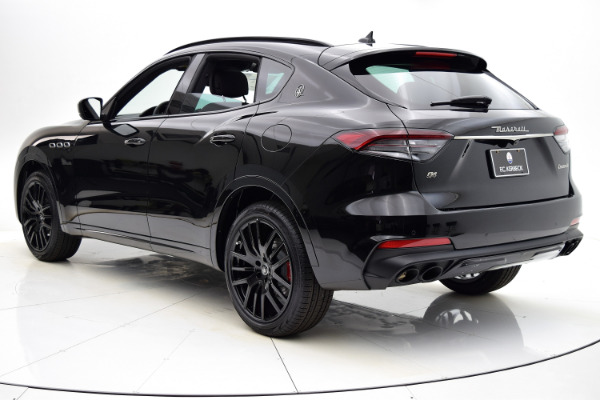 New 2021 Maserati Levante for sale $84,375 at F.C. Kerbeck Rolls-Royce in Palmyra NJ 08065 4