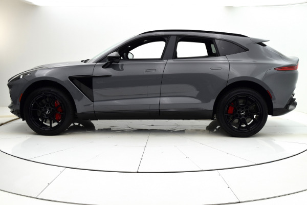 New 2021 Aston Martin DBX for sale $201,386 at F.C. Kerbeck Rolls-Royce in Palmyra NJ 08065 3