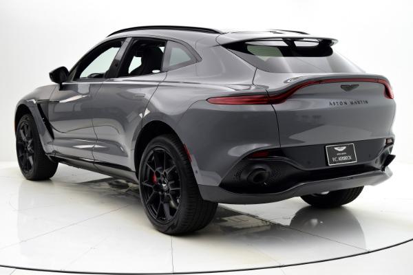 New 2021 Aston Martin DBX for sale $201,386 at F.C. Kerbeck Rolls-Royce in Palmyra NJ 08065 4