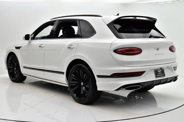 New 2021 Bentley Bentayga Speed for sale Sold at F.C. Kerbeck Rolls-Royce in Palmyra NJ 08065 4
