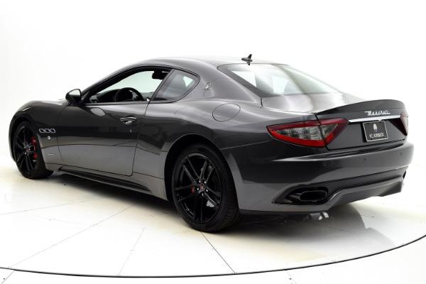 Used 2017 Maserati GranTurismo Sport for sale $94,880 at F.C. Kerbeck Rolls-Royce in Palmyra NJ 08065 4