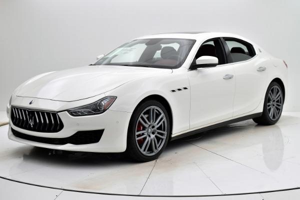 Used 2018 Maserati Ghibli SQ4 for sale $53,880 at F.C. Kerbeck Rolls-Royce in Palmyra NJ 08065 2