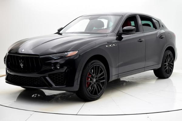 New 2022 Maserati Levante Modena for sale Sold at F.C. Kerbeck Rolls-Royce in Palmyra NJ 08065 2