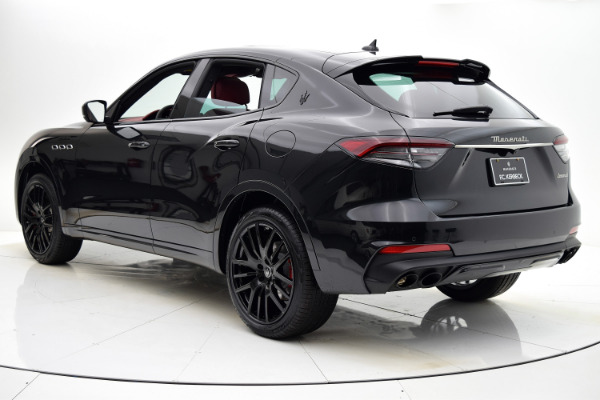 New 2022 Maserati Levante Modena for sale Sold at F.C. Kerbeck Rolls-Royce in Palmyra NJ 08065 4
