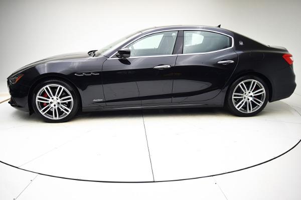 Used 2018 Maserati Ghibli S Q4 GranSport for sale $62,880 at F.C. Kerbeck Rolls-Royce in Palmyra NJ 08065 3
