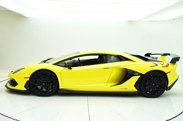Used 2019 Lamborghini Aventador SVJ Coupe for sale $689,880 at F.C. Kerbeck Rolls-Royce in Palmyra NJ 08065 3