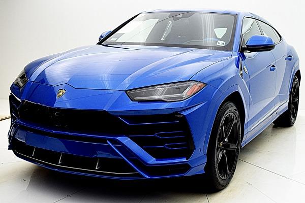 Used Used 2020 Lamborghini Urus BASE for sale $279,880 at F.C. Kerbeck Rolls-Royce in Palmyra NJ