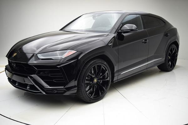 New 2021 Lamborghini Urus for sale Call for price at F.C. Kerbeck Rolls-Royce in Palmyra NJ 08065 2