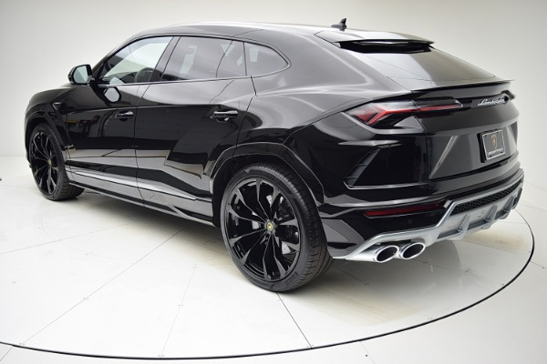 New 2021 Lamborghini Urus for sale Call for price at F.C. Kerbeck Rolls-Royce in Palmyra NJ 08065 4