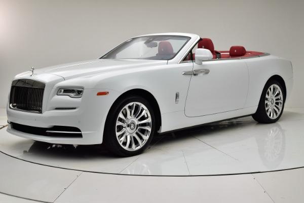 Used Used 2020 Rolls-Royce Dawn for sale $399,880 at F.C. Kerbeck Rolls-Royce in Palmyra NJ