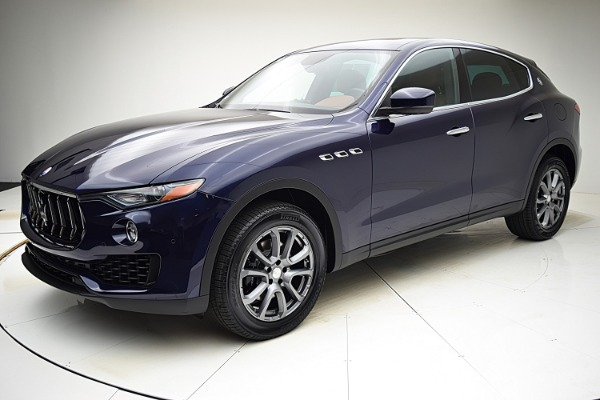 Used 2018 Maserati Levante for sale $59,880 at F.C. Kerbeck Rolls-Royce in Palmyra NJ 08065 2