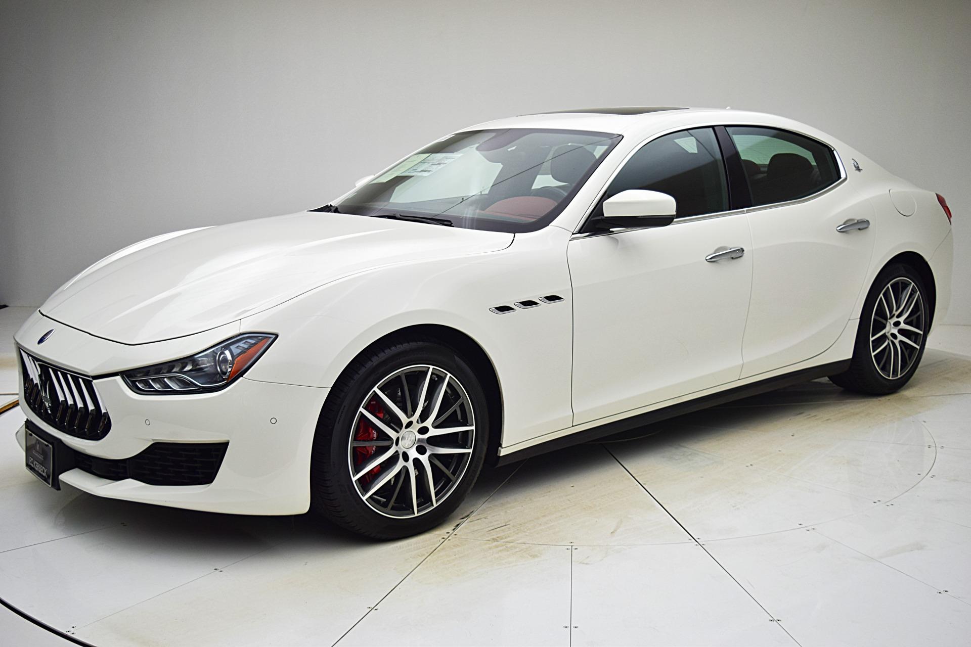 Used 2018 Maserati Ghibli S Q4 for sale $59,880 at F.C. Kerbeck Rolls-Royce in Palmyra NJ 08065 2