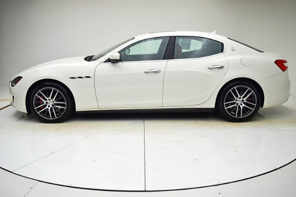 Used 2018 Maserati Ghibli S Q4 for sale $59,880 at F.C. Kerbeck Rolls-Royce in Palmyra NJ 08065 3