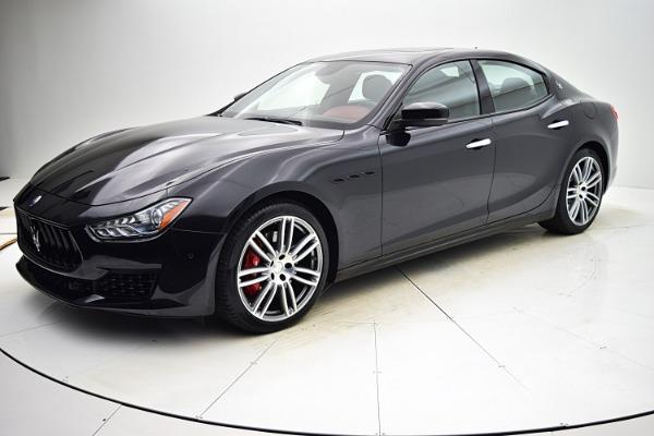 Used Used 2018 Maserati Ghibli S Q4 for sale $62,880 at F.C. Kerbeck Rolls-Royce in Palmyra NJ